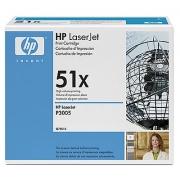 Оригинальный HP Q7551X картридж для принтера LaserJet P3005/M3035mfp/M3027mfp (13000 стр.)